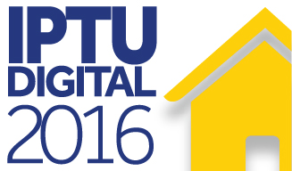 Banner: iptu digital 2016