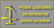 Banner: Tribunal de Justiça do Estado de Santa Catarina